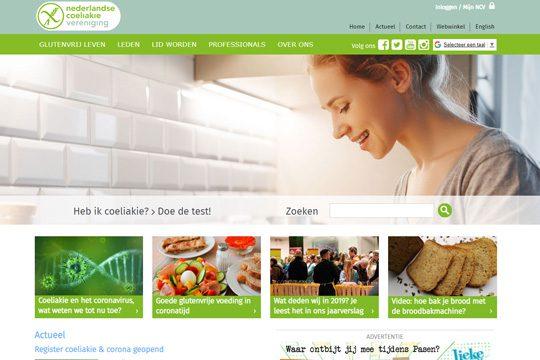 website glutenvrij.nl