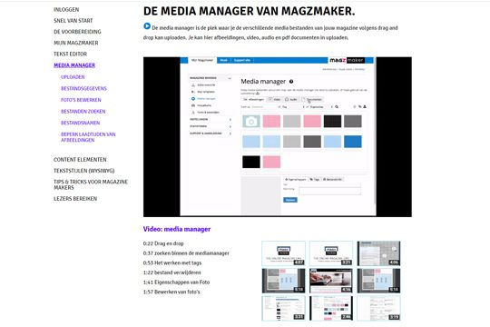 support-media-manager